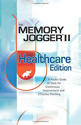 Memory Jogger Healthcare Continuous Improvement product image