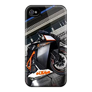 LauraAdamicska Iphone 6plus Shock Absorption Hard Phone Case Support Personal Customs HD Ktm Pattern [ahn16590QBJs]