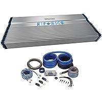 Hifonics BXX4000.1D 4000w RMS Car Audio Mono Amplifier Class D Brutus+Amp Kit