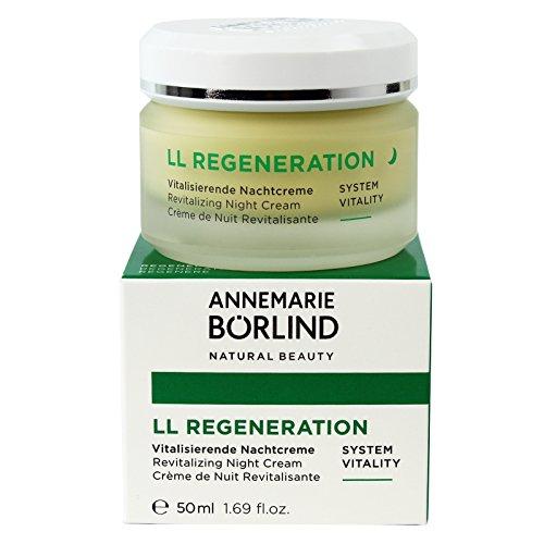 Anne Marie Borlind LL Regeneration Night Cream -- 1.69 oz - 2pc