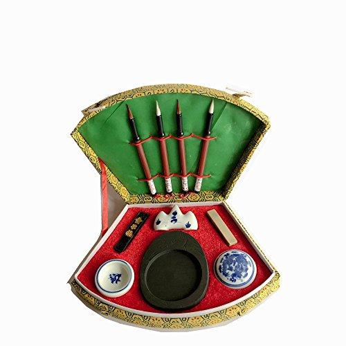 FEFE-10-Items-Chinese-Calligraphy-Writing-and-Brush-Painting-Kanji-Sumi-Set-Basic