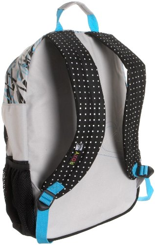 Roxy Juniors Noble Trek Backpack,Silver,One Size