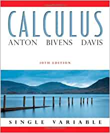 calculus one variable 10th edition pdf