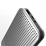 OldShark? Lightweight Bluetooth Speaker Protable Wireless Bluetooth Stereo Speaker with 5000mAh Extended Battery Power Bank 40 Hours Playtime Compatible for iPhone / Android Phones