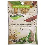 Splendor Garden organic Chinese Five Spice Seasoning Sf,35.0 Gram