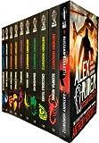 Alex Rider Collection Anthony Horowitz 10 Books Set (Russian Roulette, Scorpia Rising, Crocodile Tears, Snakehead, Ark Angel, Scorpia, Eagle Strike, Skeleton Key, Point Blanc, Stormbreaker)