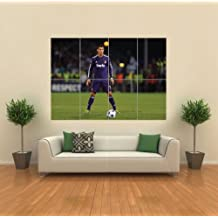 CRISTIANO RONALDO REAL MADRID FOOTBALL GIANT WALL ART PRINT PICTURE POSTER G1158