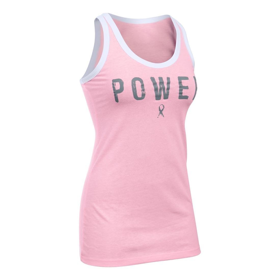 74a8ba5cf836 Power 's Women Armour Under inピンクFearless B01JMA1P2A ピンク ...