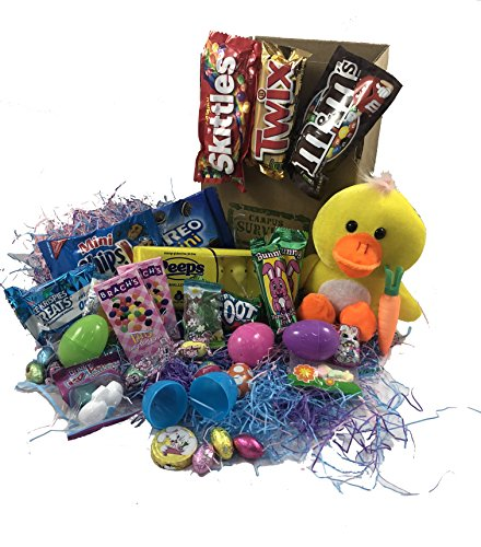 Traditional Easter Survival Kit Care Package
