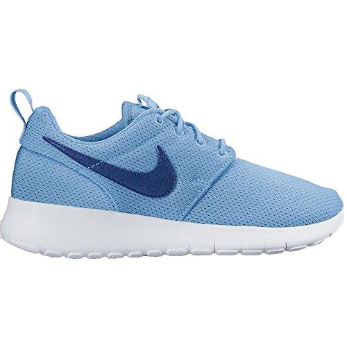 Nike Kids Roshe One Se (gs) Scarpa Da Corsa Bluecap / Profondo Blu Reale / Bianco