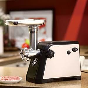 Homeleader 2000 watt Electric meat grinder/Industrial Home Sausage Maker/Slicer