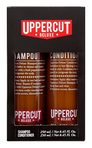 Price comparison product image Uppercut Deluxe Duo Shampoo and Conditioner Set