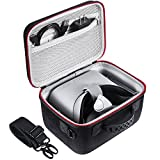 Zadii Protective Carrying Case for Oculus Go VR Headset with Separate Customized Compartment, Fit Oculus Go Virtual Reality Headset, Controller, Power Adaptor and Charging Cable