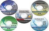 Software : ADMIN [6 PACK] BOOT RESTORE & RECOVERY for ALL WINDOWS XP, VISTA, SEVEN, EIGHT 32bit / 64 bit