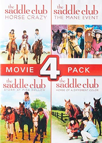 Saddle Club: 4 Pack ()