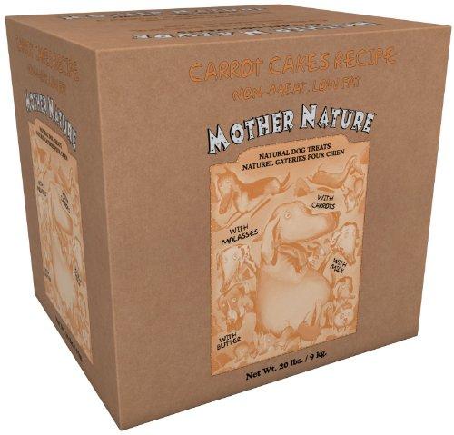Mother Nature Carrot Cakes – 20 lb, My Pet Supplies