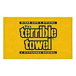 Pittsburgh Steelers Terrible Towel Beach...