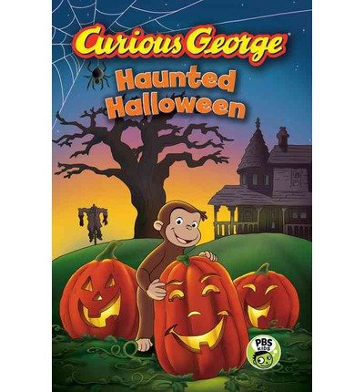 [ Curious George Haunted Halloween (Curious George Green Light Readers - Level 2) By Krones, C A ( Author ) Hardcover 2014 (Curious George Haunted Halloween Book)