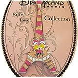 Disney Disneyland Paris Eiffel Tower Collection Cheshire Cat Pin