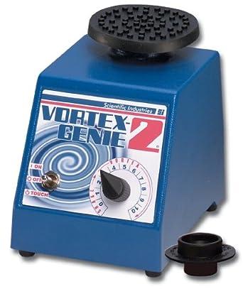 Scientific Industries SI-0276A Vortex-Genie 2 Mixer with Swiss Plug, 230V, 60Hz Frequency
