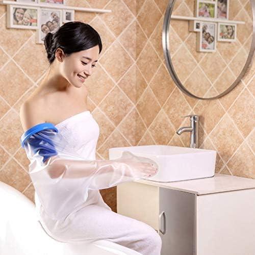 CAST Cover for Showers Adult Full Arm, wasserdichter, wiederverwendbarer Cast Protector für das Duschbad. Halten Sie den Verband trocken