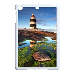 Custom Colorful Case for Ipad Mini, Lighthouse Cover Case - HL-R649814