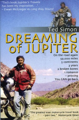 Dreaming of Jupiter: In Search of the World--Thirty Years On (Tuna Greater)
