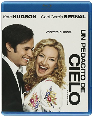 UN PEDACITO DE CIELO [A LITTLE BIT OF HEAVEN] [BLU-RAY- IMPORT].KATE HUDSON,GAEL GARCIA BERNAL,WHOOPI GOLDBERG. (Gael Garcia Bernal A Little Bit Of Heaven)