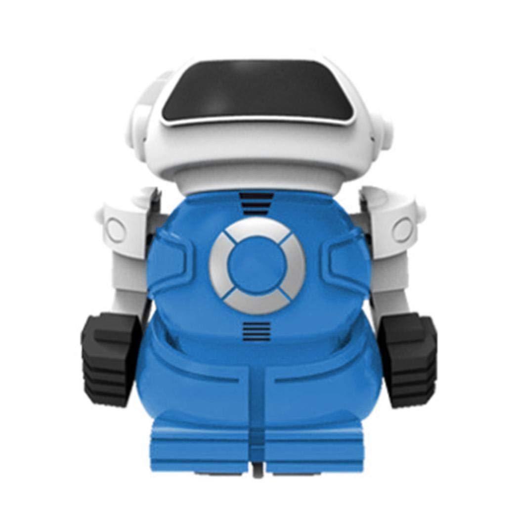 GUIGSI Robot Telecomandati, Giocattolo Robotico Radiocomandato Intelligente Robot per Bambini, in avanti/Indietro