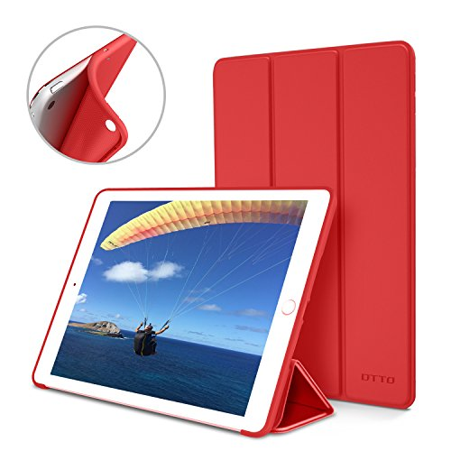 ipad 1 cover red - 6