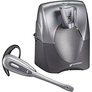 Plantronics CS55H Wireless Headset W Adapter for Cordless Telephones (Discontinued by Manufacturer)