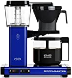 Technivorm Moccamaster 59643 KBG Coffee Brewer, Royal Blue, 40 oz For Sale