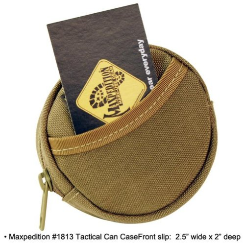 MAXPEDITION 2011 Tactical Can Case (Khaki), Outdoor Stuffs