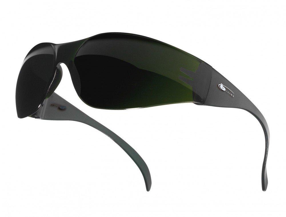Bollé bl10wpc5 B de Line Seguridad Gafas para soldadura filtro clase 5: Amazon.es: Industria, empresas y ciencia