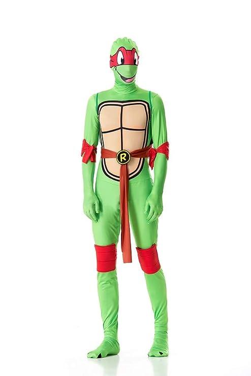 ZSDFGH Disfraz Tortuga Ninja Adulto/Disfraz Tortuga Ninja ...