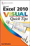 Excel 2010 Visual Quick Tips, Paul McFedries, 0470577762