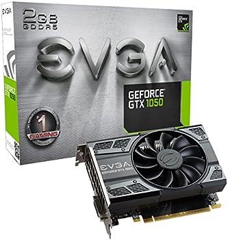 EVGA GeForce GTX 1050 2GB GDDR5 DX12 Gaming Graphics Card