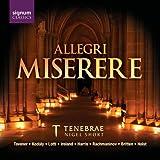 Allegri Miserere-Tenebrae: more info