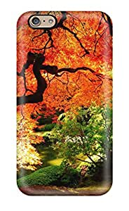 For Iphone 6 Protector Case Maple In Autumn Fall Nature Autumn Phone Cover
