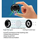 Reusable Face M.a.s.k PM2.5 Activated Carbon Filter for Breathing Insert Protective M.a.s.k Anti Pollution Washable Cotton for Adult Running Cycling Outdoor Activities