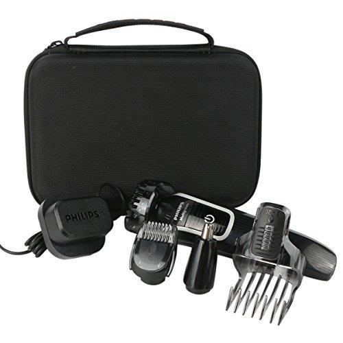co2CREA Carrying Travel Storage Orgnizer Case Bag for Men Razor Shaver Hair trimmer Set by Co2Crea (Image #5)