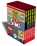 img - for The Sims Box Set 1 thru 5 (Prima's Official Strategy Guide) by Prima Games (2002-09-24) book / textbook / text book