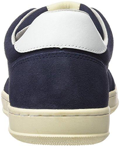 HACKETT Badminton Suede, Zapatos para Hombre Navy