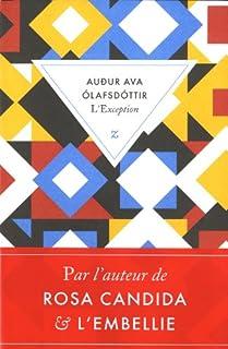 L'exception : roman, Audur Ava Olafsdottir