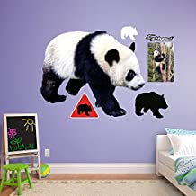 Fathead Panda Bear Real Big Wall Decor