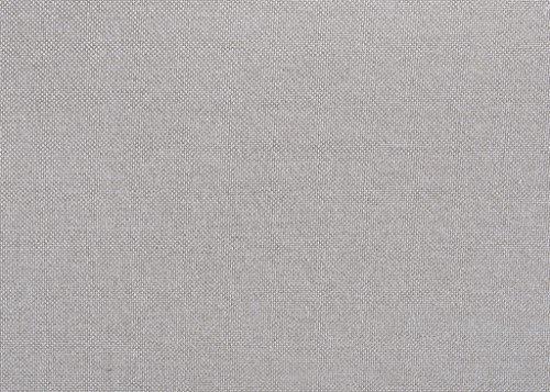 Crown Mark Upholstered Panel Bed in Stone Khaki, Full