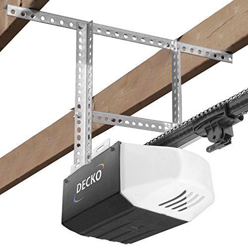 Garage Door Opener Brackets - Decko 24999 Garage Door Opener Installation Kit