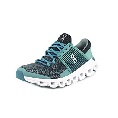 on Running Cloudswift Women's Road Shoes Teal/Storm (7.5 M US) | Running
