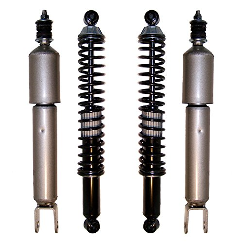 Suncore 150G-30-4 Passive Suspension Conversion Kit Incl. Front Gas Shocks And Rear Coil Over Gas Shocks Passive Suspension Conversion Kit ()