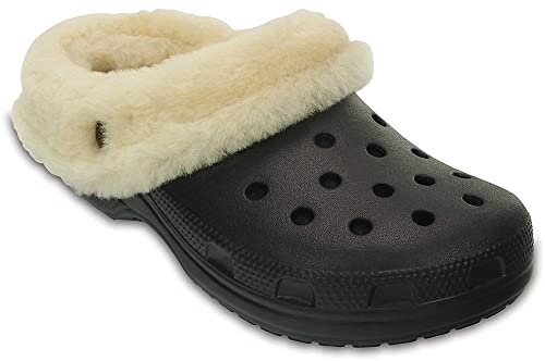 sale retailer 1086b cbc7d Crocs Unisex Adults' Classic Mammoth Luxe Clog Mule